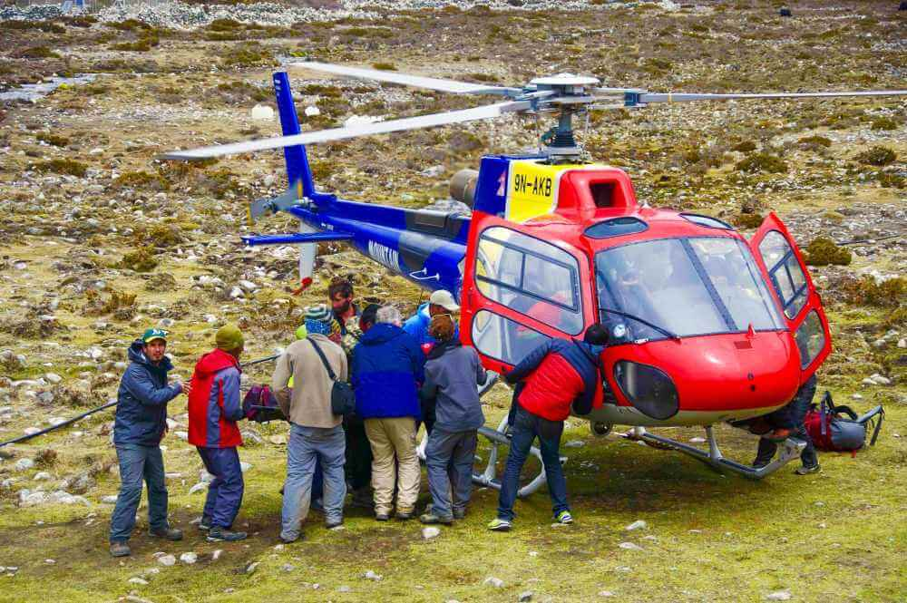 Fake Rescue in the Himalayas of Nepal: Multi-Million-Dollar Insurance Fraud Scam