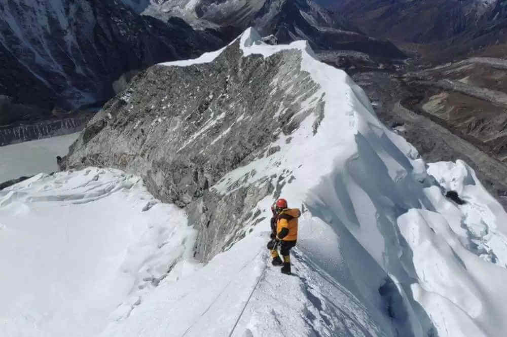 Naya Kanga (Ganja) Peak Climbing