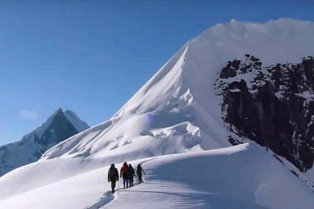 Tharpu Peak (Tent Peak) Climbing