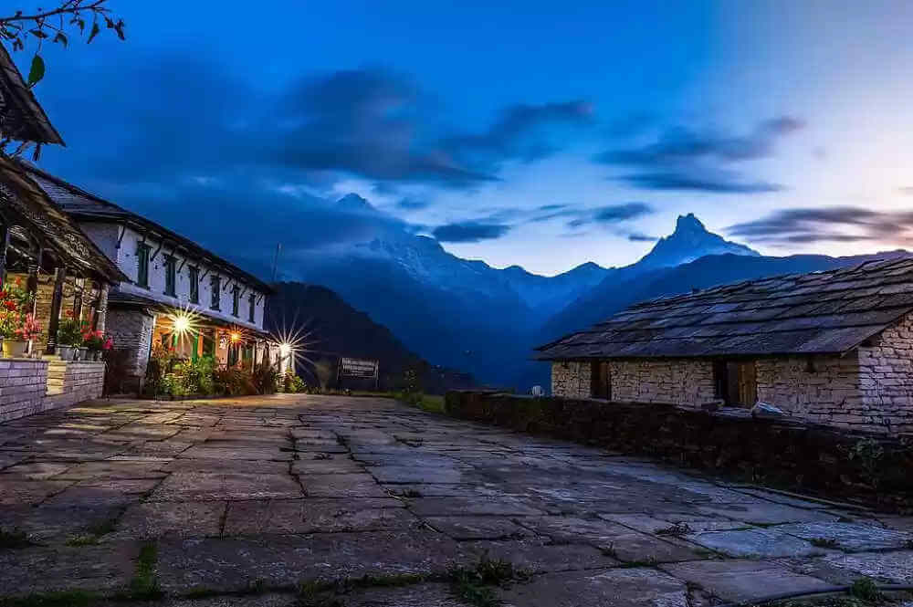 Home Stays In Nepal