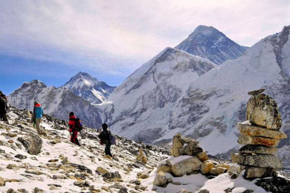 Everest Three Passes Trekking