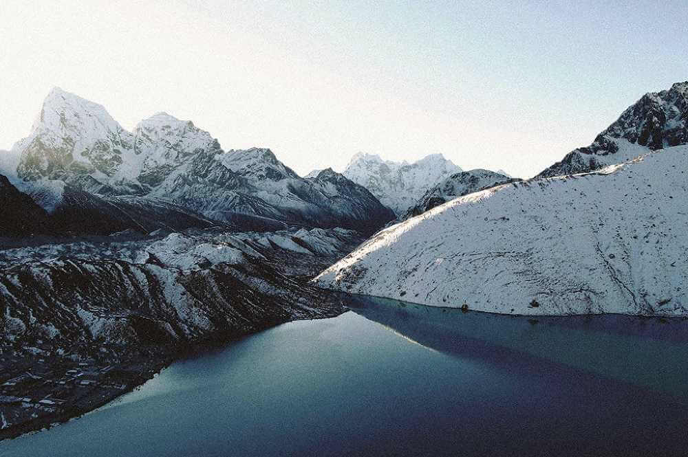 Gokyo Lake – Chola Pass – Everest Base Camp Trekking