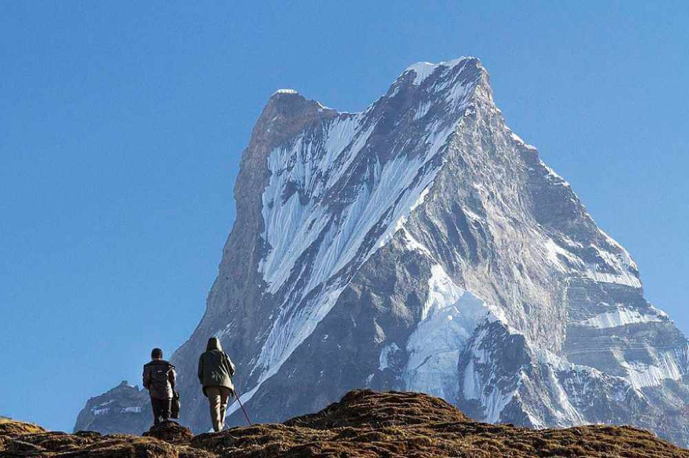 Mardi Himal Trek Itinerary - 10 Days