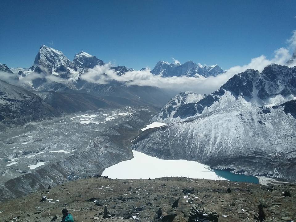 Everest Base camp with Gokyo Lake Trek via Cho-la Pass